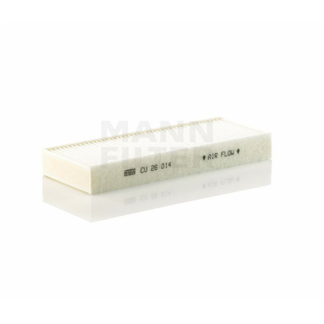 Mann Filter CU26014-2 Filter