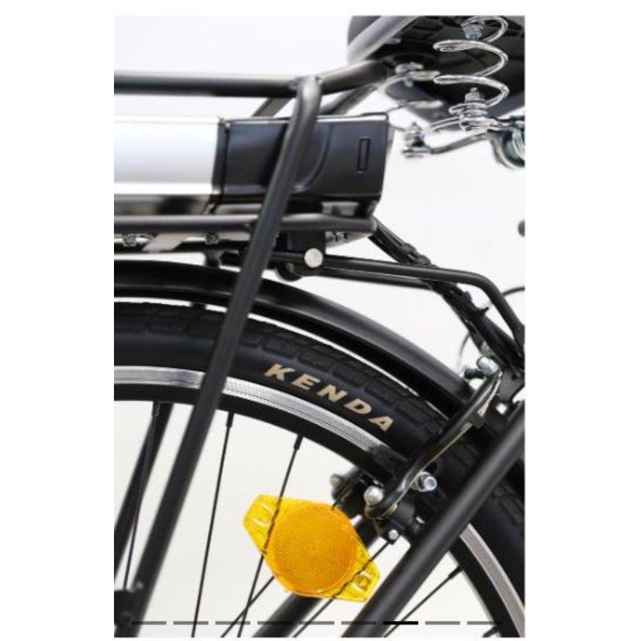 """Bici elettrica NILOX J5 lady 26"""" nera : Norauto.it"""