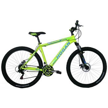 Biciclette, Biciclette elettriche › Biciclette classiche Mountain Bike HOGAN DOPPIO DISCO